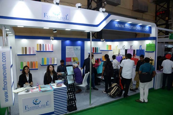 Non Woven Tech Asia 2018, the fifth international exhibition and conference on nonwovens and hygiene industry, concluded last week. © Non Woven Tech Asia