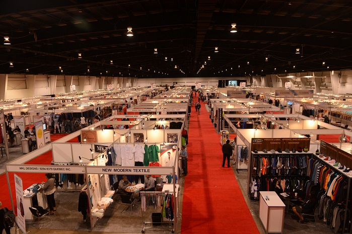 ATSC will unveil to the Canadian market the latest and greatest in apparel from 20 countries from 20-22 August 2018, in Toronto. © ATSC