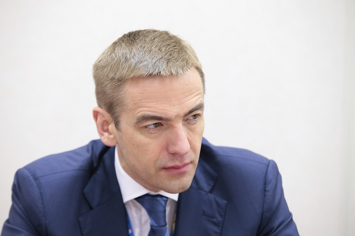 Viktor Evtukhov, Russia's Deputy minister for Industry and Trade.