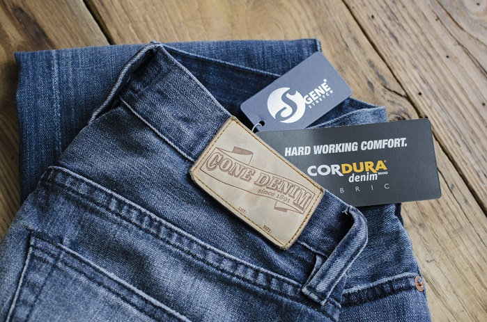 Cone and Cordura have continued to push the boundaries to bring enhanced denim solutions to the market with the new Cordura S Gene Denim collection. © Cone Denim