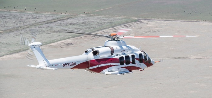 Bell 525 helicopter. © Bell