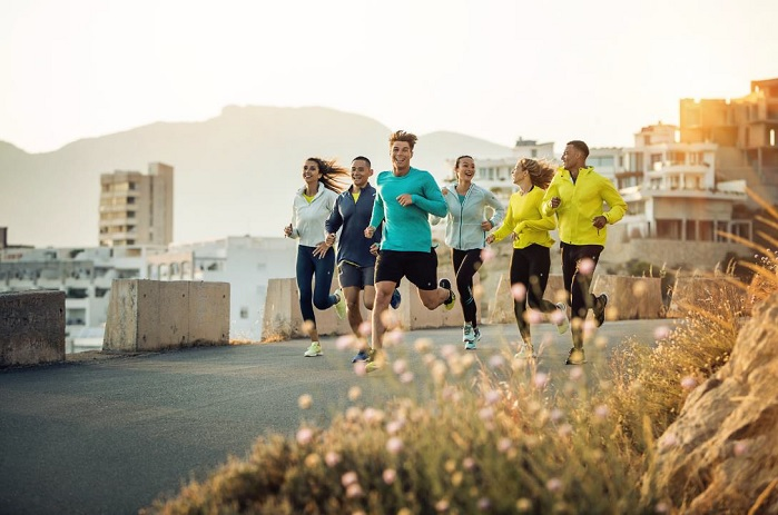 All applicants will receive a complementary wellbeing service as part of the programme. © ASICS
