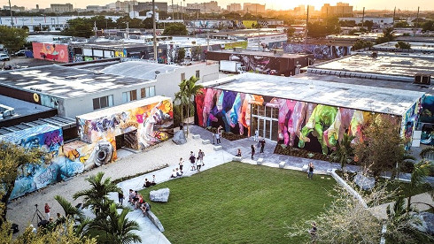 The trade show will take place from 20-22 May at the Mana Wynwood Convention Center. © ATSM