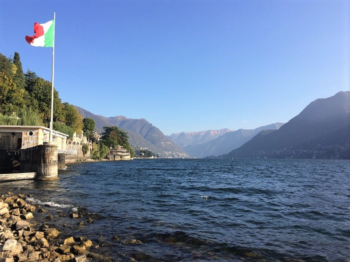 The annual conference took place in Lake Como, Italy, on 18 October, marking the brand's 60th anniversary. © Innovation in Textiles