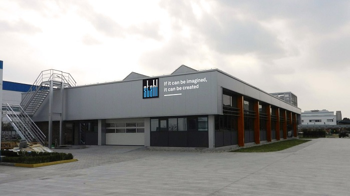 Stahl Centre of Excellence for Performance Coatings in Suzhou, China. © Stahl