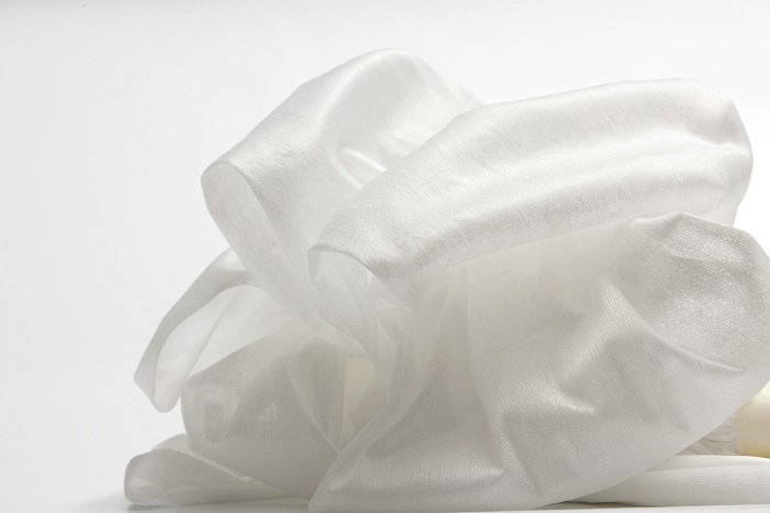 Suominen manufactures nonwovens as roll goods for wipes. © Suominen