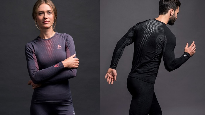 Odlo Performance Warm base layer. © Odlo