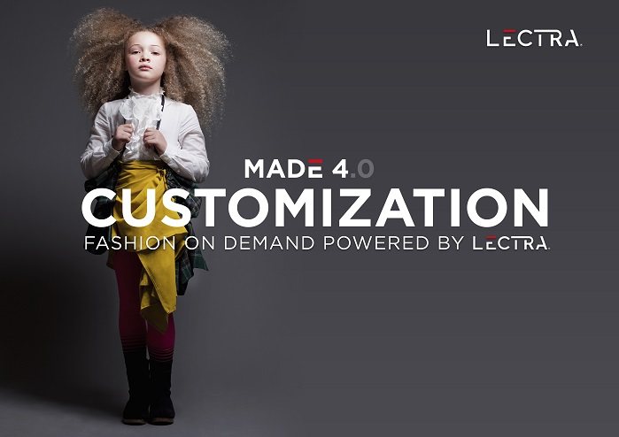 Fashion On Demand by Lectra. © Lectra