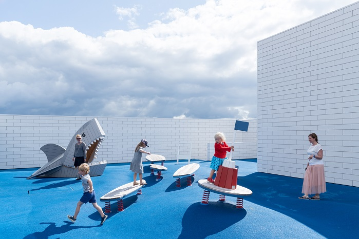 Pursue Play – Lego House by Big Architects. © Heimtextil trend book