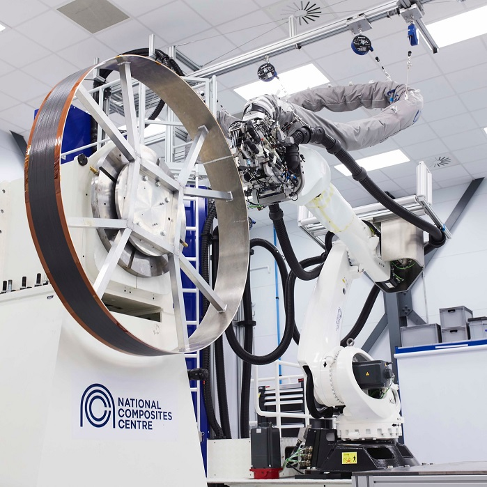 NCC has secured funding for the new £36.7 million iCAP programme. © National Composites Centre