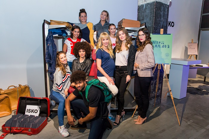 ISKO celebrated the 10th anniversary of ISKO Jeggings with a special event in Amsterdam. © ISKO